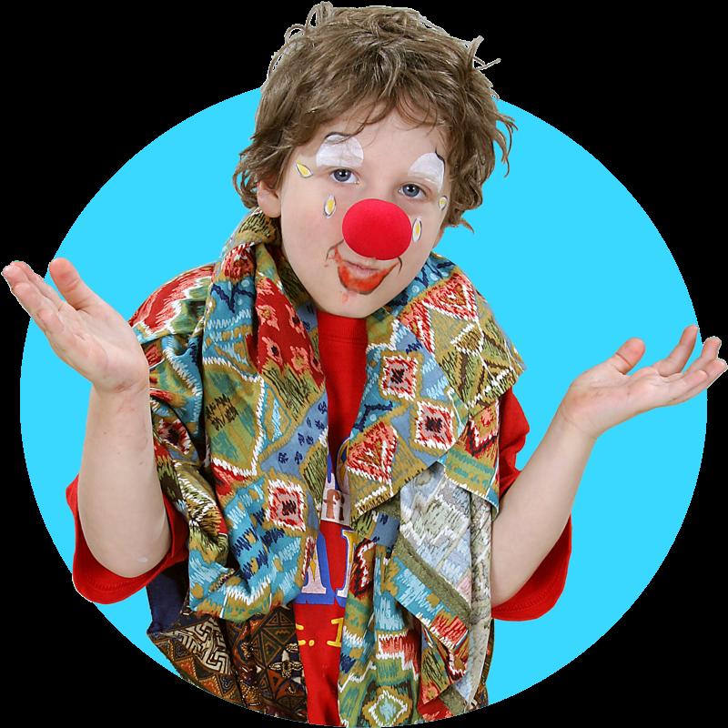 Skills-Clown-kid